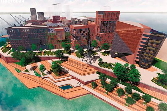 Для проектирования знаковых объектов проведут международные архитектурные конкурсы