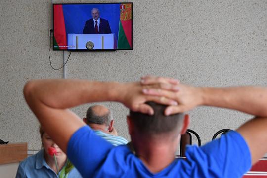 «Массовая электоральная усталость от Александра Лукашенко — это основной драйвер процессов внутри Беларуси. 26 лет один и тот же лидер»