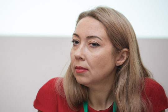 Анастасия Гизатова: «По данным агентства ипотечного кредитования «Дом.РФ», в России за июнь выдано 40,6 тыс. ипотек на новостройки на общую сумму 112,5 млрд рублей. Это абсолютный месячный рекорд»