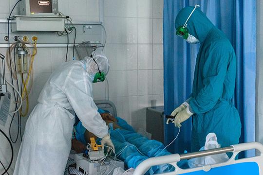 «Мы, конечно, понимаем, что прибавление умерших откоронавирусной инфекции будет»