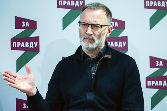 Сергей Михеев: «Я лично считаю, что Александр Григорьевич Лукашенко по-прежнему остается главным и единственным пророссийским кандидатом»