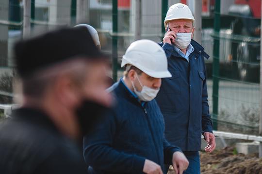 Вторую десятку откроем именем Газинура Ахметова (№11). «Ак Таш» без конкурса получила подряд на строительство главного COVID-госпиталя республики — и выполнила его за 100 дней