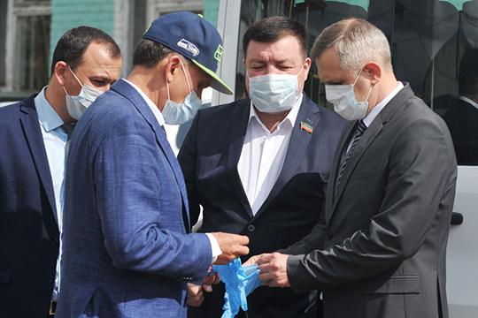 «Профит» депутата Марселя Мингалимова (№25) сбавил обороты. Новые стройки пока не анонсирует, хотя в целом коммерческого жилья строит и в этом году рекордно много — 191 тыс. кв м.