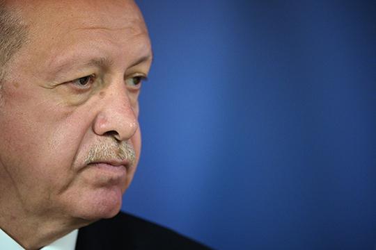 Кейс Эрдогана: «Аргентина уже объявила дефолт, Турция вполне может быть следующей»