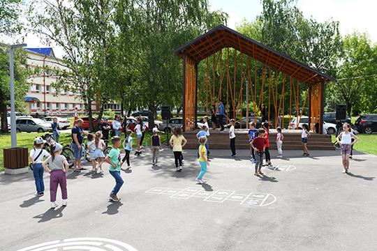 За пять лет в Казани обновят 4 тыс. дворов Казани на 16,5 млрд рублей