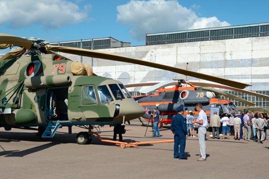 «Открытой отчетности по У–УАЗу нет, но, по данным в сети, в 2019 году завод отчитался о 55–60 Ми-8, плюс «Рособоронэкспорт»сообщил о заказе 119 вертолетов, а глава Бурятии заверил, что завод загружен заказами на 3–5 лет. У Улан-Удэнского завода «крыша»оказалась посильнее»