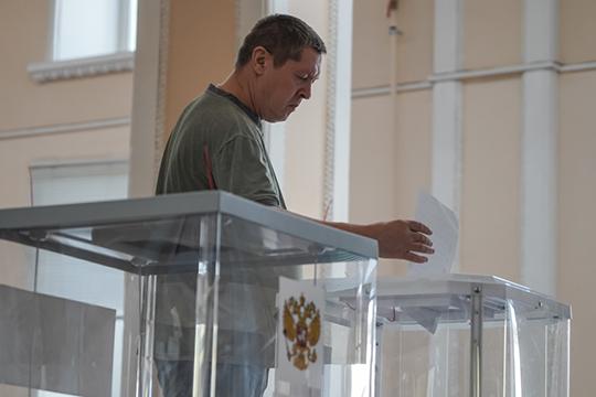 Опыт проведения предыдущих казгордумских кампаний подсказывают нам, что вокругах, вкоторых официально выдвинутединоросс, свероятность в99% онипобедит