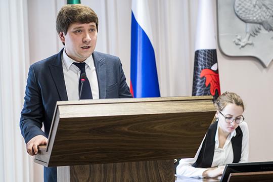 Глава казанской дирекции парков искверовМарат Закиров(«ЕР») выставил свою кандидатуру в20-м Липатовском округе