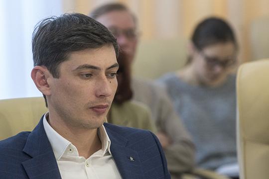 В22-м Шуртыгинском округезакресло намерен побороться директор ОООУК«Унистрой» единороссРадик Салимгараев