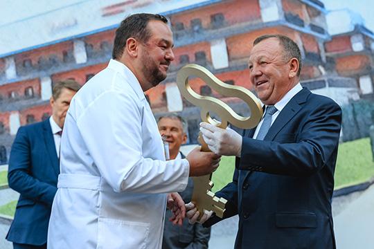 Минниханов – Ахметову: «Газинур, ты молодец на самом деле. Мы сами не верили!»