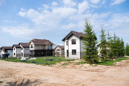Российское подразделение международной японской компании с40-летним опытом «Иида Сангё» построило вказанской агломерации 10 домов поадаптированным кнашему климату проектам