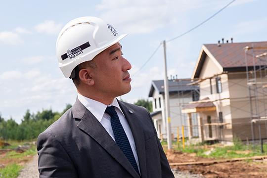 Фукузава Таку:«Наши дома ижилые комплексы— это традиционное японское качество, только всфере строительства. Вкакой странебы мынистроили»