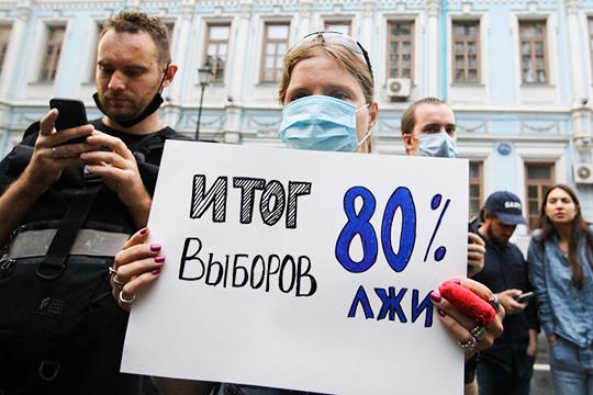 «В Беларуси идет холодная гражданская война»