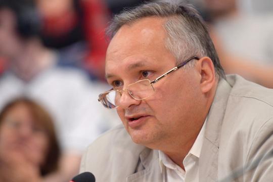 Андрей Суздальцев: «Я 30 лет занимаюсь Белоруссией и первый раз вижу, что люди начинают охоту на ОМОН»