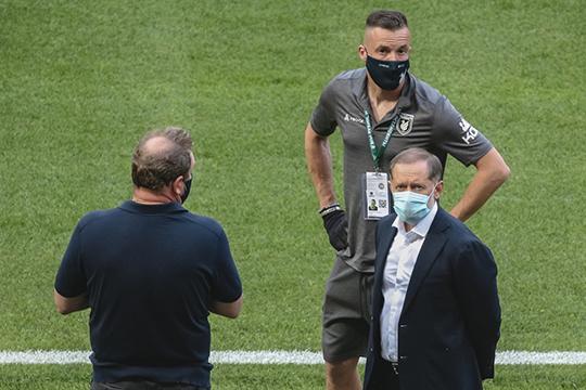 Генеральный директор «Рубина» Рустем Сайманов и его менеджмент решили тихо и без лишнего шума войти в сезон, не афишируя задачи, чтобы не создавать давление вокруг команды и руководства