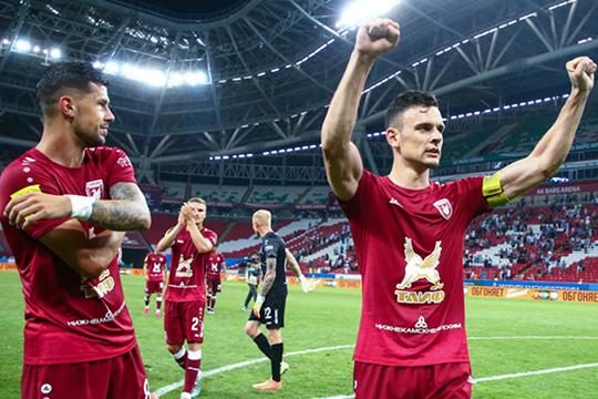 Капитаном на новый сезон, по нашим данным, назначен Уремович — 23-летний хорватский защитник, который за два года в «Рубине» стал лидером команды и раздевалки. Филип — один из лучших игроков «Рубина»