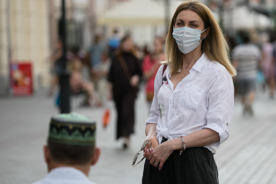 «Иммунитет к коронавирусу у нашего населения в той или иной степени сформировался»