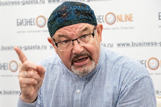Рафик Мухаметшин: «Очень большой спрос на имамов из регионов Центральной России. Все просят татароязычного имама. Поэтому мы в вузе открыли кафедру татарского языка»