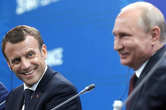Эммануэль Макрон выразил серьезную обеспокоенность ситуацией в Белоруссии и насилием, с которым столкнулись граждане во время выборов