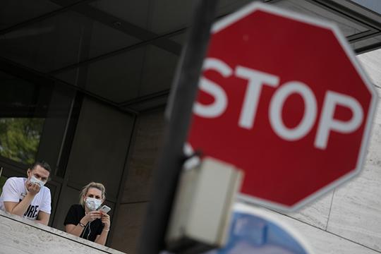 «При ухудшении санитарно-эпидемиологической ситуации возможно введение дополнительных ограничительных мероприятий»