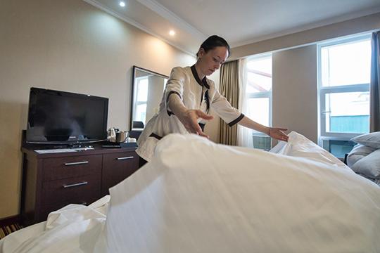 Как ивслучае сресторанами,плюсом для отельеров является отсутствие обязательного тестирования персонала наCOVID-19.