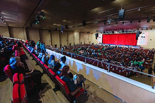 «Барс Медиа» всерьез рассматривает вопрос о проведении на «Казань Экспо» своего самого хитового концерта — «Татар жыры»