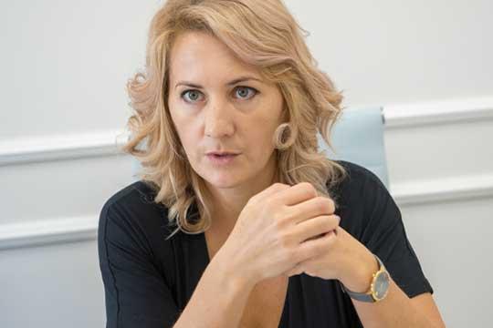 Ильсияр Тухватуллина заметила, что важно оценить влияние высотных акцентов на силуэт города, в том числе на Кремль. Необходимо проверить их размещения относительно основных точек восприятия