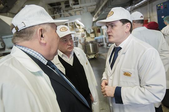 В Чуйковском округе №12 самым состоятельным кандидатом является гендиректор АО «БКК», действующий депутат КГД Булат Кутдусов (справа). За прошлый год он получил 2,1 млн рублей