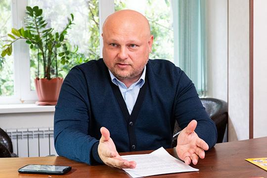 Дмитрий Чирков:«ЖКХ—сложная тема. Однако если горожанам рассказать, как контролировать управление домом; куда обращаться, чтобы решить проблему, тосфера естественным образом начнет работать оптимально»