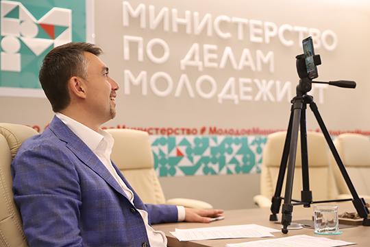 Дамир Фаттахов: «Это уже тренд, когда говорят, что в Татарстане есть возможности для самореализации»