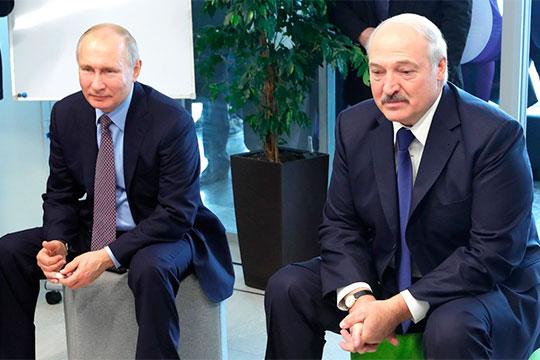 «Путин не будет помогать Лукашенко ни армией, ни милицией, ни деньгами даже»