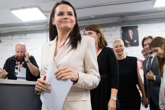 «Светлана Тихановская не является политиком. Для каких-то групп она, возможно, и национальный лидер. Но точно не для силовиков»