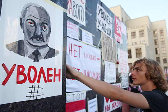 «Лукашенко никто не хочет убивать. У него, видимо, какая-то психологическая травма, которая тянется еще с детства»