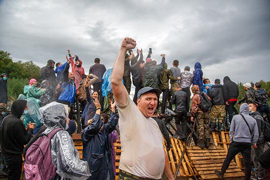 «Компромисса по Куштау не будет, поскольку «люди будут бастовать — башкиры привыкли за свою землю сражаться»