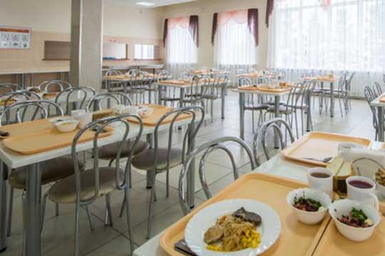 Посещения раздевалок и столовых также будет осуществляться в разбивку. Питаться дети будут по заранее утвержденному графику отдельными группами