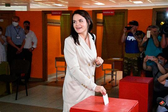 «Если спросите белорусов, почему они голосовали за Тихановскую, они скажут, что голосовали против Лукашенко»