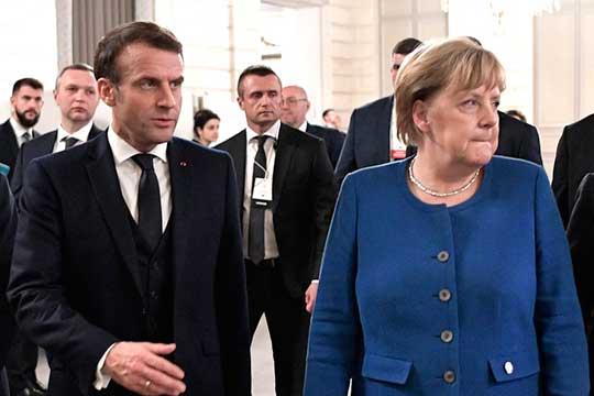 По мнению Ангелы Меркель, правительство Белоруссии должно воздержаться от применения насилия, а Эммануэль Макрон призвал Москву «содействовать смягчению напряженности и диалогу»