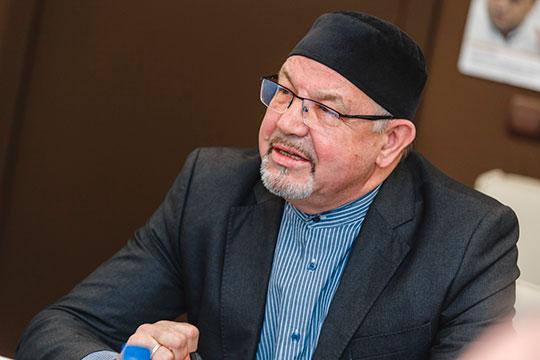 Рафик Мухаметшин считает, что подобный торговый центр будет востребован мусульманами