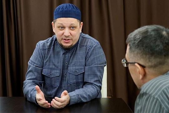 Расул Тавдиряков: «В Казани не хватает таких культурных исламских центров, где человек бы мог окунуться в эту атмосферу»