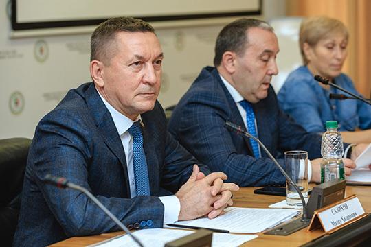 Мазит Салихов:«Да, конкурс называется республиканским, нопосле того, как специалисты издругих регионов изъявили желание, мыпросто немогли имотказать»