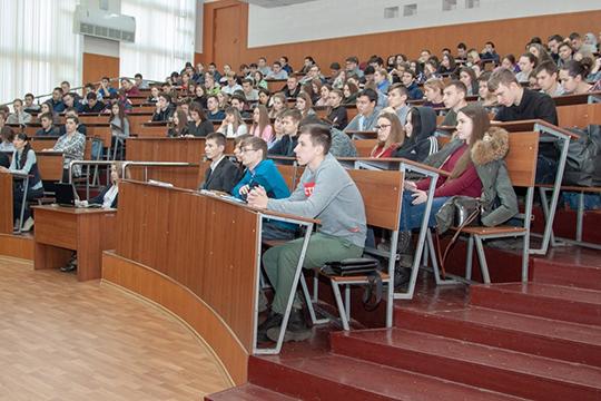 Кадры для UBC Group в Нижнекамске отчасти будет выпускать местный филиал КХТИ — Нижнекамский химико-технологический институт