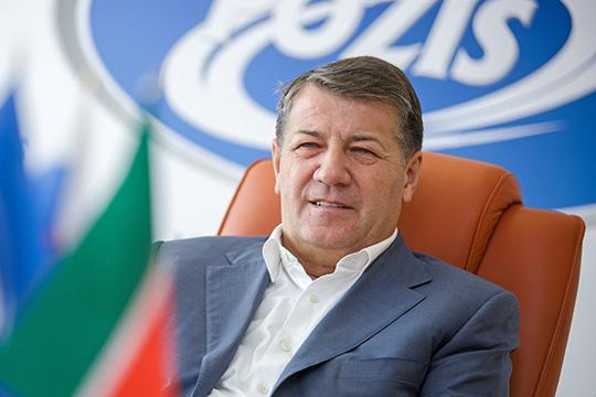 Радик Хасанов: «Мы завершаем инвестиционный проект — 600 тысяч единиц холодильной техники. У нас объемы производительности мощнее»