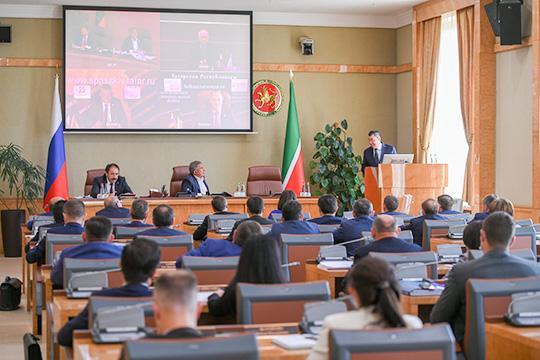 Проект по строительству в Нижнекамске завода по производству холодильного оборудования представили накануне президенту РТ Рустаму Минниханову в ходе инвестсовета