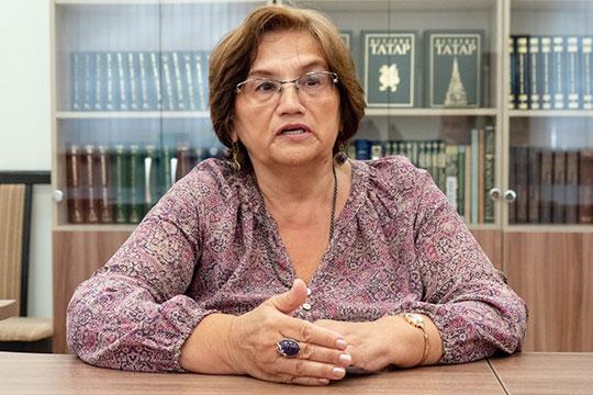Альфия Галлямова: «Во многом все, что сейчас имеет Татарстан, — это как бы наработки послевоенных десятилетий республики»