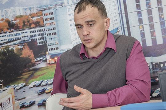 Дмитрий Калачев — директор сети магазинов «Впрок», специализирующихся на реализации товаров повседневного спроса