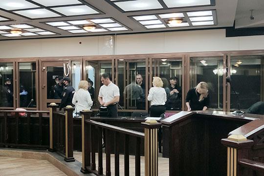 В Верховном суде Татарстана наконец случилась развязка громкого уголовного дела в отношении участников ОПГ «Калуга»