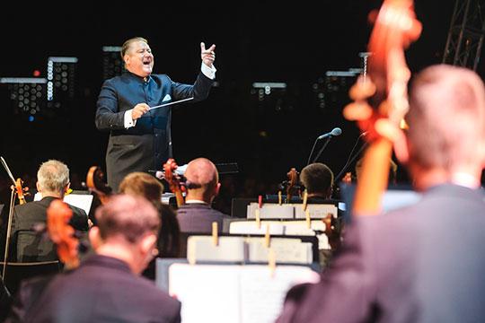 Самым богатым среди деятелей культуры стал художественный руководитель и главный дирижер Государственного симфонического оркестра РТ Александр Сладковский
