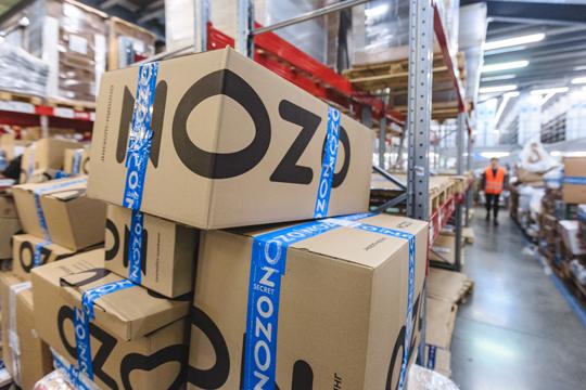 С инициативой открыть бондовый склад в Татарстане недавно выступила компания Ozon, но еще более сильный претендент на оперирование таким складом — «Почта России»