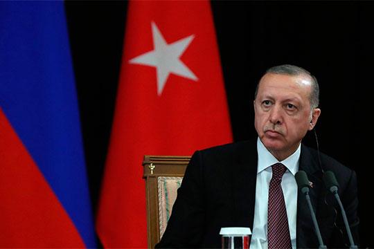 Реджеп Эрдоган: «Мы не остановимся, пока Турция не станет экспортером энергоресурсов»