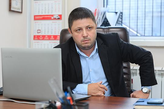 Руслан Зиганшин:«ЦНО «ЭКСПЕРТ» имеет аккредитацию почти вовсех крупнейших банках нашей страны. Некоторые изних доверяют нам до70 процентов всех оценок вРТ»